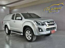 ISUZU D-MAX V-CROSS SPACECAB 3.0 Z 4X4 2016 เงิน M ดีเซล