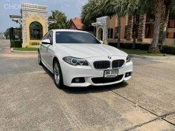 BMW F10 520 D M-SPORT LCI ปี 2016 รถสวยมาก สภาพใหม่มาก