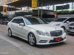 ขายรถ Benz E220 CDI ปี 2012