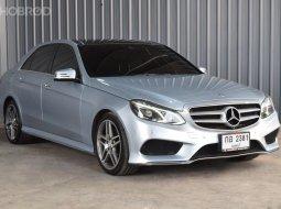 2015 Mercedes-Benz 300E Classic รถเก๋ง 4 ประตู