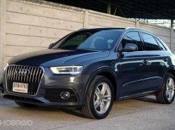 จองให้ทัน Audi Q3 2.0TFSI Quattro S-line ปี13 สภาพเยี่ยม