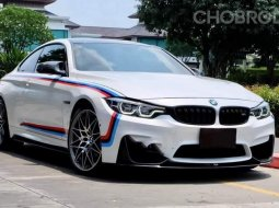Bmw M4 3.0 Twin Turbo Competition ปี 2018