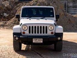 2013 Jeep Wrangler 2.8 SAHARA Unlimited CRD 4WD