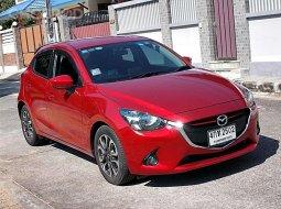 เครื่องดีเชล Mazda 2 Sports 1.5 High Plus ปี15 รถบ้านมือเดียวสวยขับดีพร้อมใช้