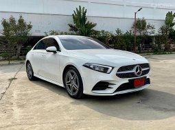 2021 Mercedes-Benz A200 AMG Sport รถเก๋ง 4 ประตู