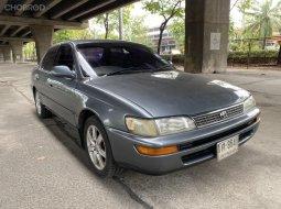 1994 TOYOTA COROLLA 1.6 GXI สีเทาดำ 3ห่วง ไม่แก๊ส เครื่องเสียงครบ