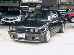 1989 BMW e30 coupe เครื่องM40 เบาะลายสก๊อตM พวงมาลัยM แต่งครบๆๆ
