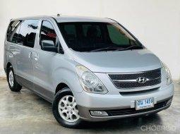 HYUNDAI H1  2.5 Grand Maesto Van AT ปี2008 สีเทา