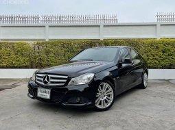 2013 Mercedes-Benz C200 Avantgarde รถเก๋ง 4 ประตู