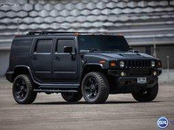 ขายรถ Hummer H2 Matt Black Edition V8 5.3L ปี2012