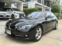 2016 BMW 320i SE รถเก๋ง 4 ประตู