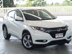 2015 HONDA HR-V 1.8 E  A/T สีขาว