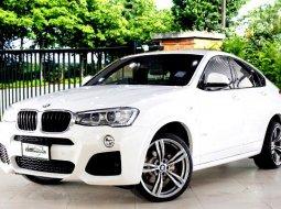 BMW X4 xDrive20d M Sport  2016 . รถมือเดียว มาพร้อมกับออปชั่นล้นๆ
