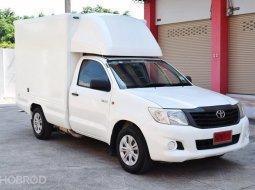 Toyota Hilux Vigo 2.7 CHAMP SINGLE (ปี 2011) CNG Pickup MT