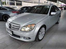 2010 Mercedes-Benz C200 Kompressor Elegance รถเก๋ง 4 ประตู