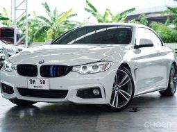 2015 BMW 420Ci M Sport ผ่อนสบาย 7 ปี ออกรถได้ทุกอาชีพ