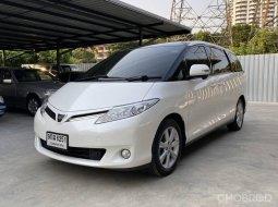 จองด่วน Toyota Estima 2.4G Minorchange ปี 2011 สีขาว รถมือเดียว ออพชั่นเต็ม