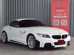 💡💡💡 ไมล์แท้ 6 หมื่น BMW Z4 2.5 E89  sDrive23i Convertible 2011