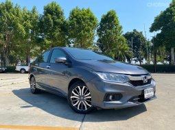 2017 Honda CITY 1.5 SV i-VTEC A/T รถเก๋ง 4 ประตู