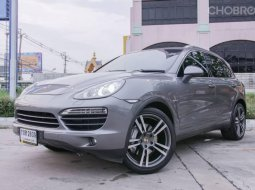จองด่วน Porsche Cayenne S Hybrid ปี 2012 วิ่งน้อยสวยจัดออฟชั่นเต็ม