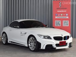 🚗 ไมล์แท้ 6 หมื่น BMW Z4 เปิดประทุนไฟฟ้า 2011