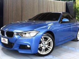 BMW 320d F30 M Sport แท้ๆ มือเดียวออกห้าง ไม่เคยทำสี Service ศูนย์ตลอด