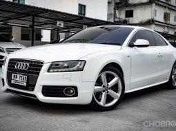 2011 Audi A5 2.0 Sportback 45 TFSI quattro 4WD รถเก๋ง 4 ประตู