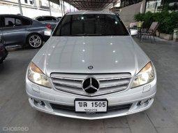 2010 Mercedes-Benz C200 Elegance รถเก๋ง 4 ประตู