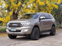 Ford Everest 3.2 Titanium Plus 4WD ปี 2018 รถบ้านสวยมือเดียวขับดีตัวรถไม่มีอุบัติเหตุ