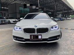 2014 BMW 520i SE รถเก๋ง 4 ประตู