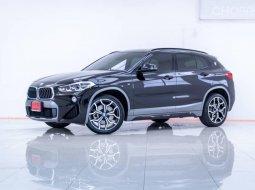 ออกรถ0บาท ฟรีดาวน์ฟรีประกัน BMW X2 SDRIVE 2.0 I RHD AT ปี 2018 (รหัส 4V-17)