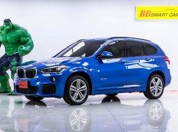 1R-176 BMW X1 1.8 D SDrive M SPORT เกียร์ AT ปี 2017