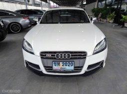 2012 Audi TTS 2.0 TFSI Quattro AWD รถเก๋ง 2 ประตู