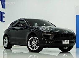 2016 Porsche Macan 2.0 PDK สีดำ