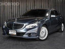 ขายรถ 2015 BENZ E-CLASS E300