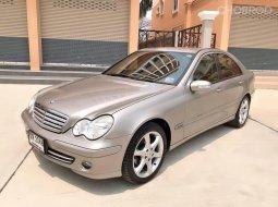 2008 Mercedes-Benz C180 Avantgarde รถเก๋ง 4 ประตู