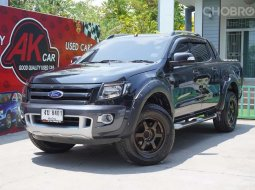 2015 Ford RANGER 2.2 Hi-Rider WildTrak รถกระบะ