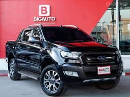 2018 Ford Ranger 2.2 WildTrak Hi-Rider DOUBLE CAB Pickup MT (ปี 15-18) P8460