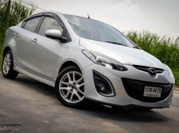 Mazda 2 1.5 Elegance Spirit ปี2012 รับประกันเครื่อง+เกียร์ 2ปี