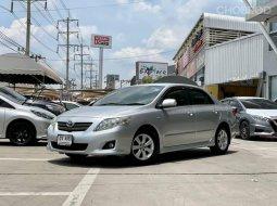 ไม่ไช่ TAXI ไม่เคยติดแก๊ส ออกรถ 9,999 บาท      🚘 Toyota Altis 1.6 G ปี 2009