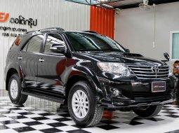 🔥 ห้ามพลาด! รถครอบครัว สภาพสวยหายากมาก 🔥 Toyota Fortuner 3.0 V ปี2013 SUV