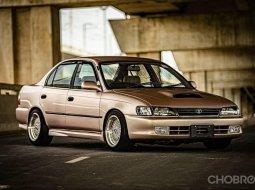1996 Toyota COROLLA 1.6 GXi รถเก๋ง 4 ประตู