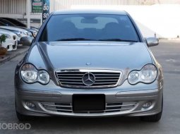 2006 Mercedes #BENZ #C220 CDI #ELEGANCE สีเทา 723