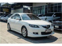 2010 Mazda 3 1.6 Spirit รถเก๋ง 4 ประตู