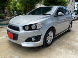 2015 Chevrolet Sonic 1.6 LT รถเก๋ง 4 ประตู