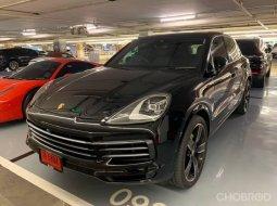 2021 Porsche CAYENNE Turbo รถเก๋ง 5 ประตู