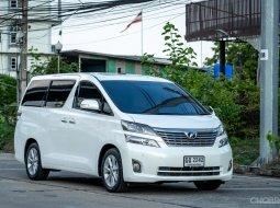 2010 Toyota VELLFIRE 2.5 V รถตู้/MPV