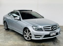 2011 Mercedes-Benz C250 Edition 1 รถเก๋ง 2 ประตู