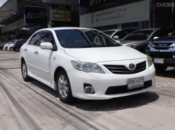 ขายรถ Toyota Altis 1.8E ปี2013 รถเก๋ง 4 ประตู
