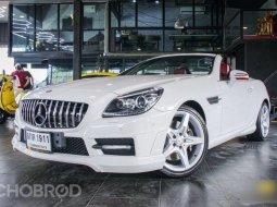 จองด่วน Benz SLK200 R172 AMG ปี2012 ชุดแต่งจัดเต็มออฟชั่นทะลัก